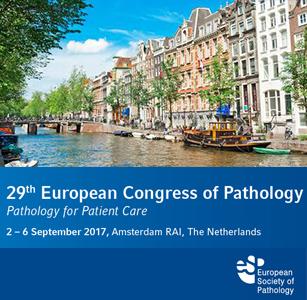 Исследование на тест-системах «биочип» будет впервые представлено на 29-ом Европейском Конгрессе по патологии (ECP 2017)  в Амстердаме