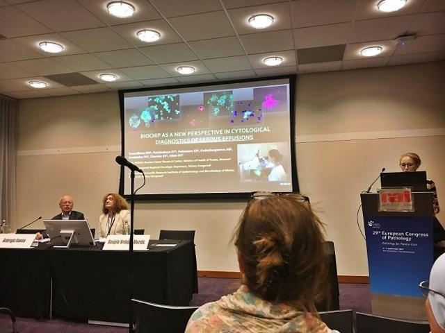 «Биочип» высоко оценили на 29-ом Европейском Конгрессе по патологии